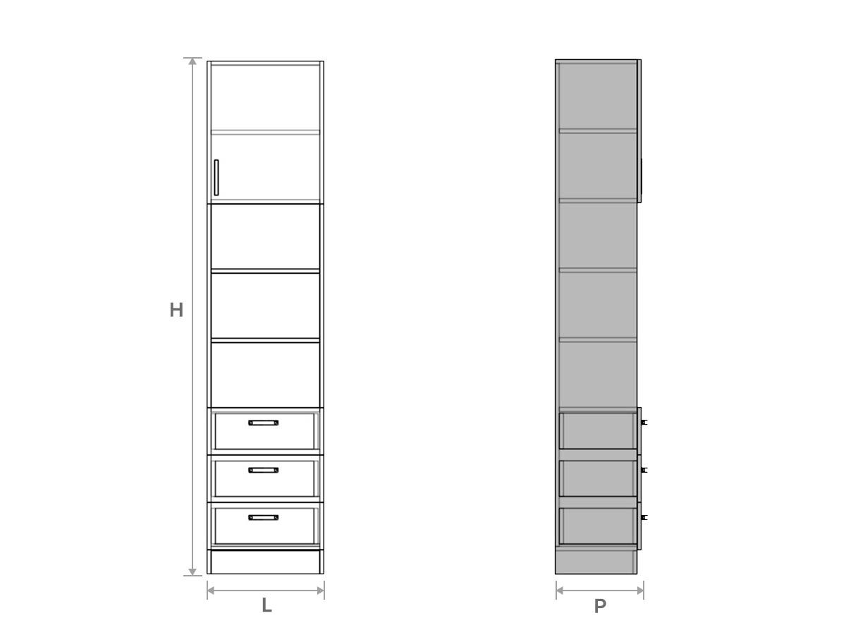 Le schéma de Module 11