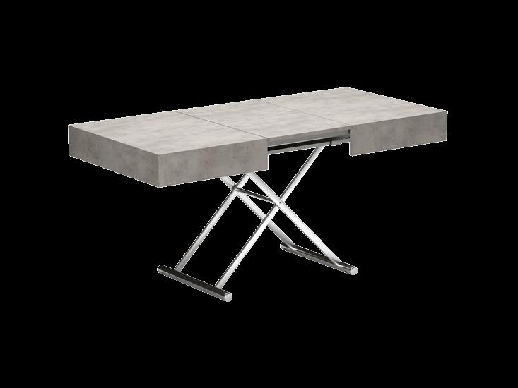Tables relevables - EVIE